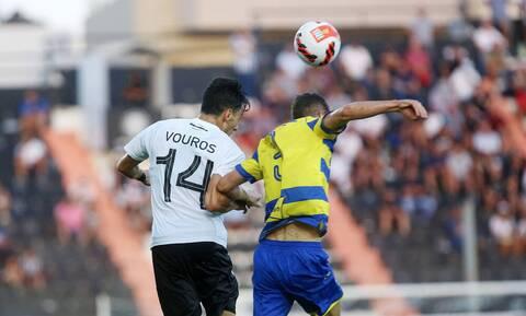 ΟΦΗ-Αστέρας Τρίπολης 0-0: Χωρίς έμπνευση και αποτελεσματικότητα (photos+videos)