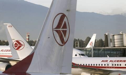 Αλγερία Μαρόκο πτήσεις εναέριος χώρος