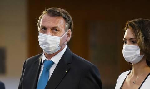 Μπολσονάρου: Σε καραντίνα ο πρόεδρος της Βραζιλίας
