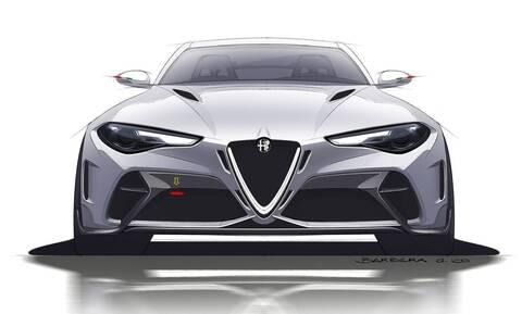 Η Alfa Romeo κατηγορεί τις πολλές οθόνες στο ταμπλό αλλά θα μπορέσει να αντισταθεί;