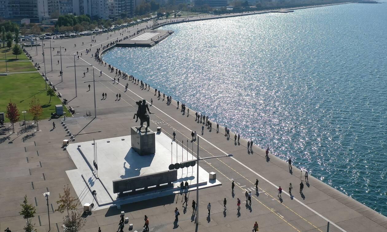Κορονοϊός: Ανησυχία στη Θεσσαλονίκη - Αυξητική η τάση του ιικού φορτίου στα λύματα