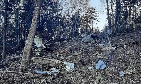 Все находившиеся на борту разбившегося в Хабаровском крае самолета Ан-26 погибли