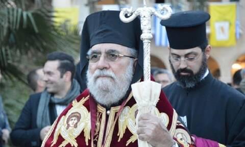 Κύπρος: Αρνήθηκε την άσεμνη επίθεση σε ανήλικη ο τέως Μητροπολίτης Κιτίου