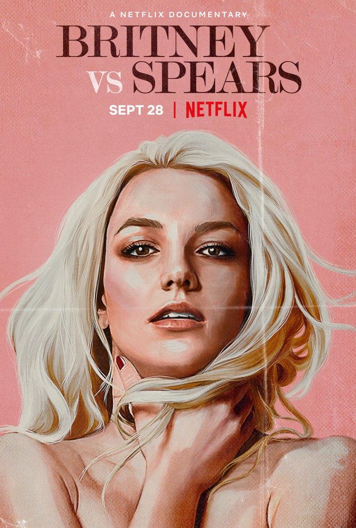 H αφίσα του ντοκιμαντέρ για την Μπρίτνεϊ Σπίαρς