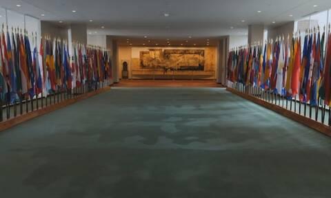 Мицотакис прибыл в США для участия в 76-й сессии ГА ООН