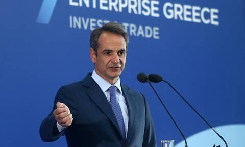 Μητσοτάκης στο Bloomberg: Διαπιστώνουμε μεγάλο ενδιαφέρον για άμεσες ξένες επενδύσεις