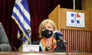 Κορονοϊός: LIVE η ενημέρωση από το υπουργείο Υγείας - Γκάγκα, Παπαευαγγέλου και Μαγιορκίνης απαντούν