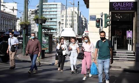 Κρούσματα σήμερα: Η κατανομή των 2.125 - 403 στην Αθήνα, 345 στη Θεσσαλονίκη