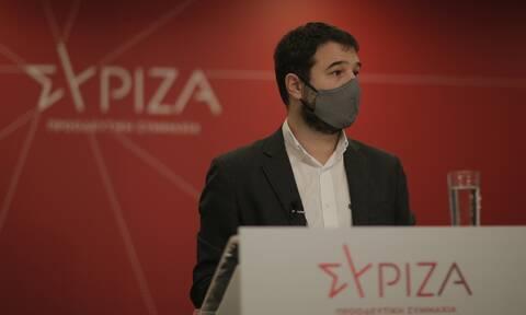 Ηλιόπουλος για εργασιακό καθεστώς διανομέων: Η κοροϊδία της ΝΔ τελειώνει