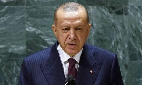 Ερντογάν Μπάιντεν ΗΠΑ ΟΗΕ