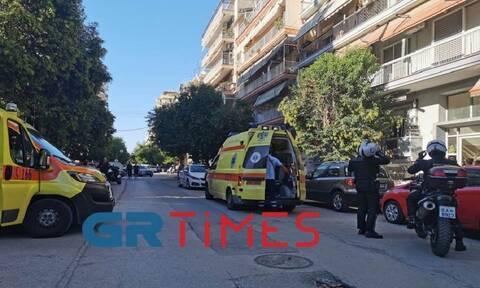 Τραγωδία στη Θεσσαλονίκη: Νεκρός ο άνδρας που έπεσε από μπαλκόνι πολυκατοικίας