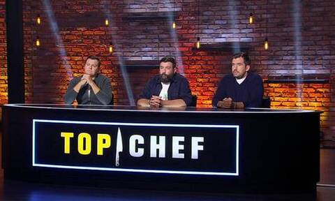 Top Chef: Η ώρα της αποχώρησης