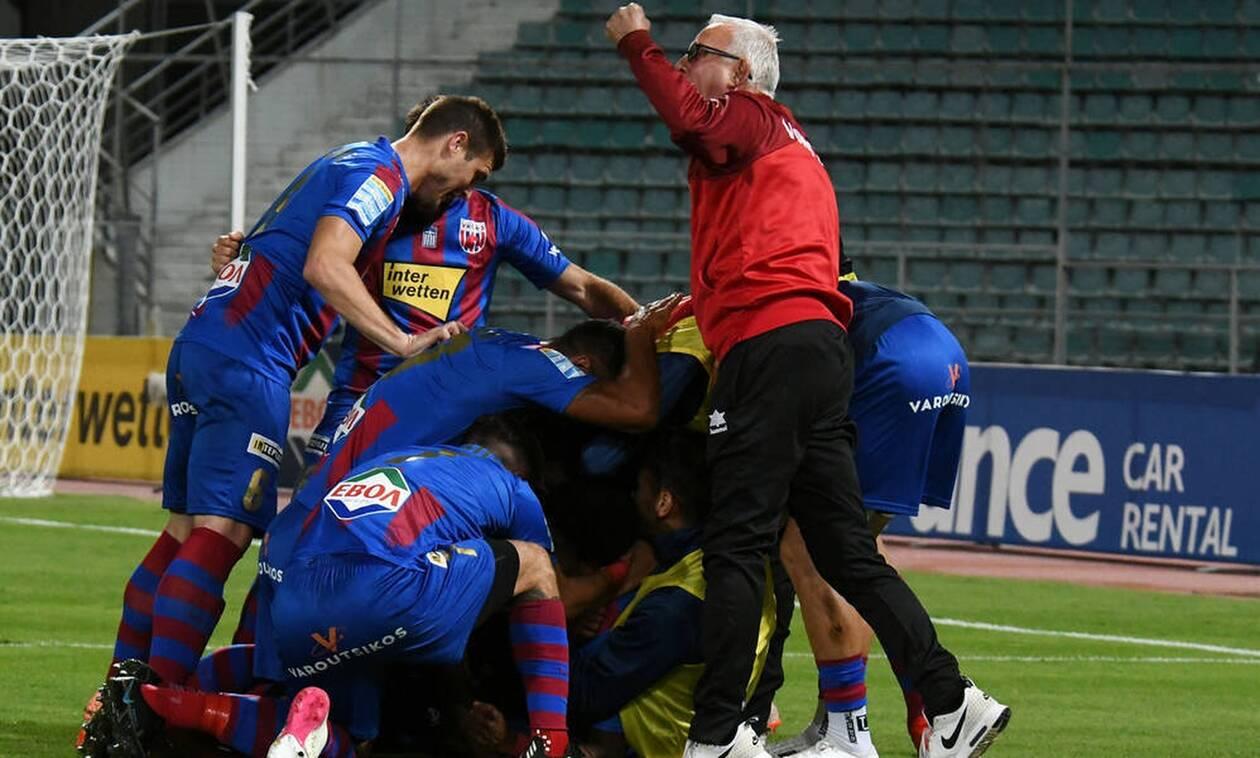 Βόλος-Ατρόμητος 3-0: Συνεχίζει την ξέφρενη πορεία - Πλήγωσε και τον «πρώην» Ανχελ Λόπεθ