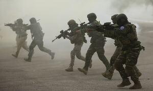 Ένοπλες Δυνάμεις: «Ροπαλιά» του «Ηρακλή» στον Ερντογάν και αμέσως «Παρμενίωνας» - Απόλυτη ετοιμότητα
