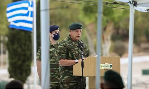 Στρατηγός Φλώρος: Οι Ένοπλες Δυνάμεις εκπέμπουν μήνυμα σταθερότητας και συμφιλίωσης