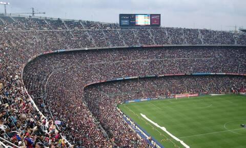 Καμπ Νόου: Το επιβλητικό γήπεδο της Μπαρτσελόνα όπως δεν το έχεις ξαναδεί