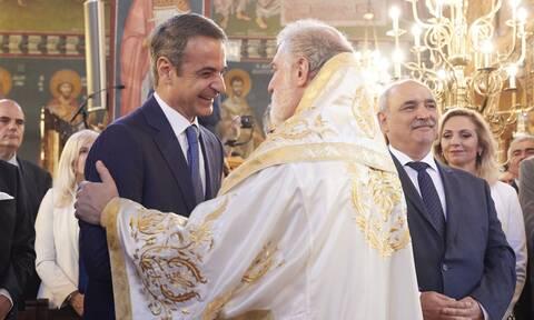 Ενδεχόμενο συνάντησης Μητσοτάκη - Ελπιδοφόρου μετά τη «συγγνώμη» του Αρχιεπισκόπου Αμερικής