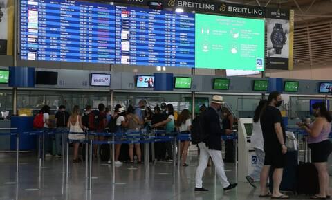 Παράταση notam πτήσεων εξωτερικού έως την Παρασκευή 1 Οκτωβρίου 2021