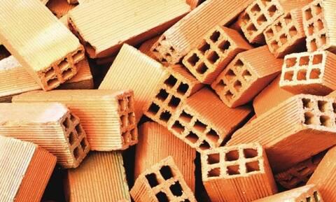Αύξηση 4,6% στις τιμές οικοδομικών υλικών τον Αύγουστο
