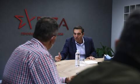 Τσίπρας: Ο κ. Μητσοτάκης δεν πουλά, αλλά εκχωρεί τη ΔΕΗ - Οι πολίτες θα πληρώσουν το μάρμαρο