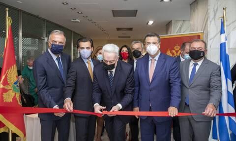 Ιστορικής σημασίας εγκαίνια στη Θεσσαλονίκη παρουσία του Πρωθυπουργού του Μαυροβουνίου