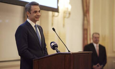 PM Mitsotakis: I think Greece is much stronger today than it has been over the past decade