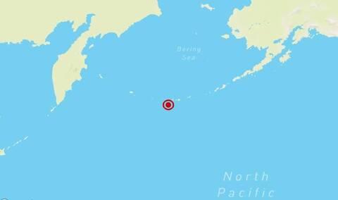 Ισχυρός σεισμός 6.3 Ρίχτερ στην Αλάσκα