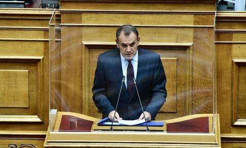 Παναγιωτόπουλος για φρεγάτες: Θα είναι η σωστή απόφαση και ας αργήσουμε μερικές μέρες