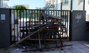 Γαλάτσι: Ο δήμαρχος «έσπασε» την κατάληψη σε σχολείο – «Δεν είμαι ενάντια σε διεκδικήσεις, αλλά…»