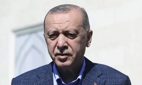 Ερντογάν Μπάιντεν Τουρκία ΗΠΑ