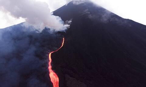 Γουατεμάλα: Τερματίστηκε η φάση της εκρηκτικής ηφαιστειακής δραστηριότητας στο Φουέγο