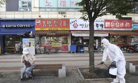 Κορονοϊός - Νότια Κορέα: Δεύτερο συνεχόμενο ρεκόρ με 3.273 νέες μολύνσεις