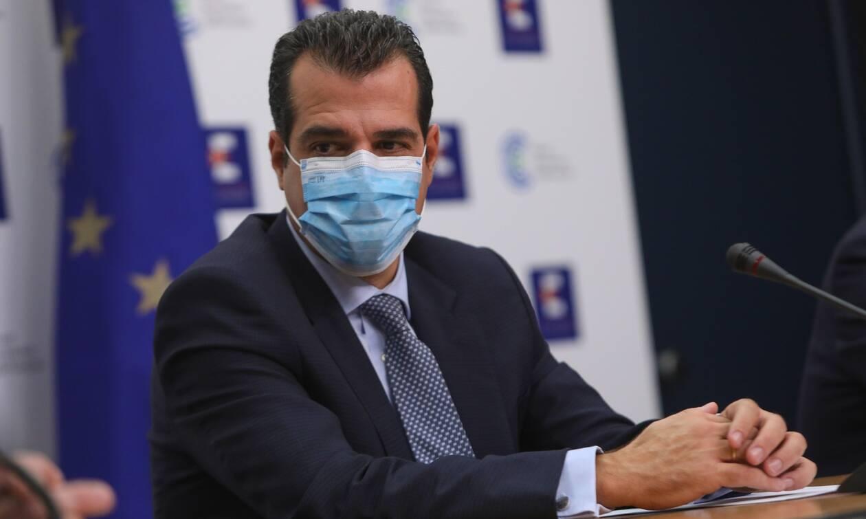 Πλεύρης: «Οι οδοντίατροι θα καθορίσουν πότε χρειάζεται rapid test» - Τι είπε για τη Βόρεια Ελλάδα