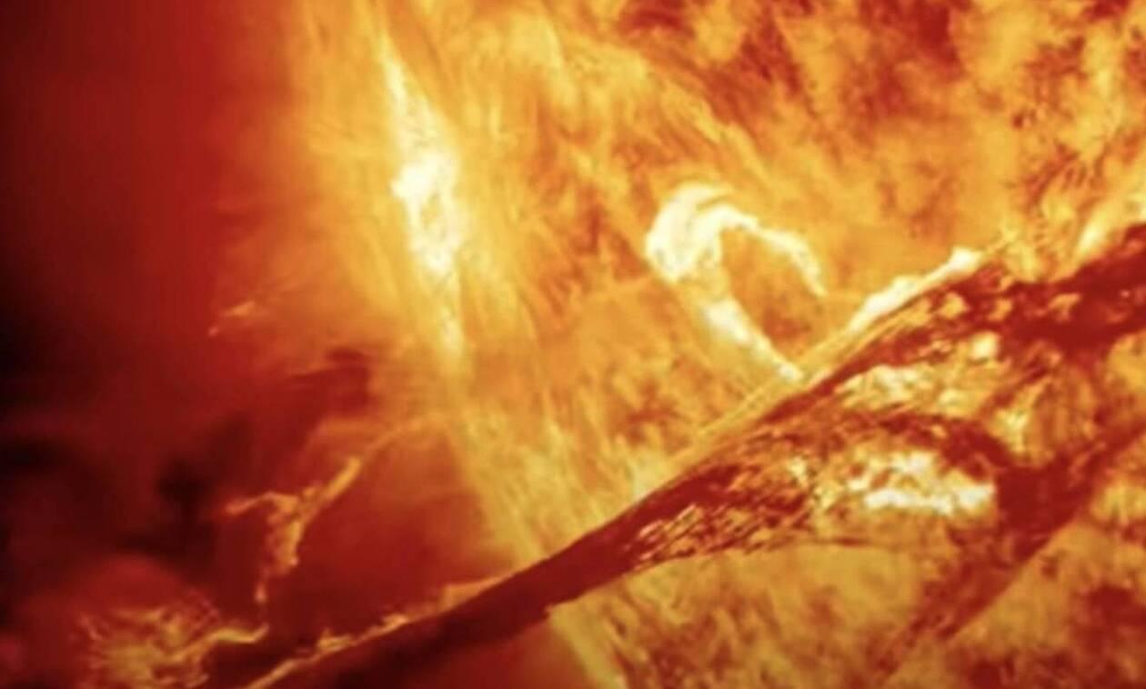 Οι επιστήμονες προειδοποιούν για ηλιακή καταιγίδα που θα καταστρέψει το ίντερνετ για μήνες
