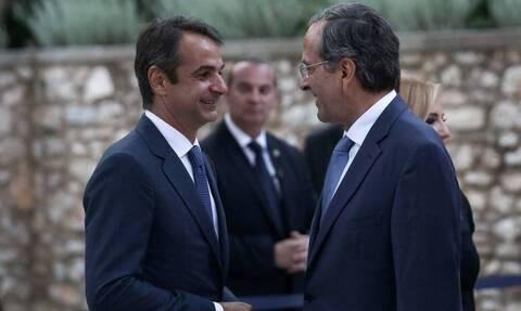 Αντώνης Σαμαράς: «Η Νέα Δημοκρατία δεν είναι Ποτάμι - Η Μέρκελ προτιμούσε Τσίπρα στην κυβέρνηση»