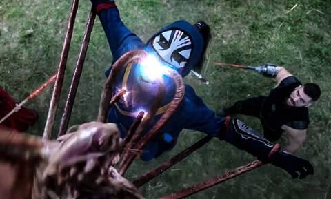 Έμαθε να πολεμάει μόνος και τον έβαλαν κακό σε ταινία της Marvel!