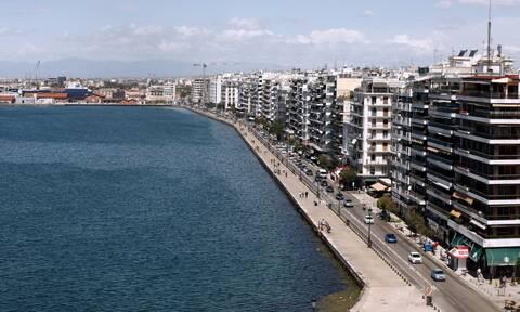 Θεσσαλονίκη λύματα κορονοϊός