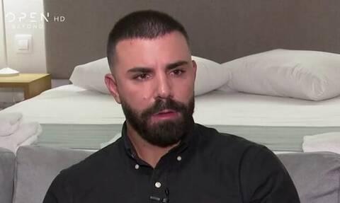 Αντώνης Αλεξανδρίδης: Παίρνω την ευθύνη αλλά δεν είμαι βιαστής (video)