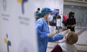 Κρούσματα σήμερα: 1.853 νέα ανακοίνωσε ο ΕΟΔΥ - 16 θάνατοι και 333 διασωληνωμένοι