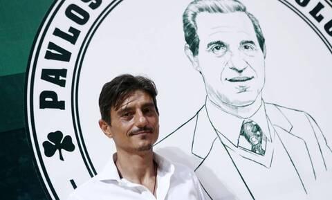 Τουρνουά «Παύλος Γιαννακόπουλος»: Το εντυπωσιακό γκράφιτι σε δρόμο της Αθήνας (videos+photos)