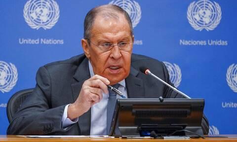 Σεργκέι Λαβρόφ: Μήνυμα στις ΗΠΑ για το ιρανικό πυρηνικό πρόγραμμα