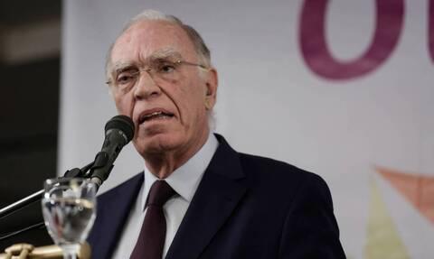 Βασίλης Λεβέντης: Ανακοίνωση της Ένωσης Κεντρώων - «Να στείλουμε όλοι θετική ενέργεια»