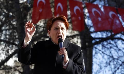 Τουρκία: Η Ακσενέρ θα διεκδικήσει την πρωθυπουργία απέναντι στον Ερντογάν