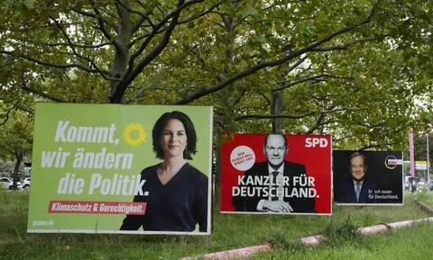 Γερμανικές εκλογές: Ανοίγουν οι κάλπες για 60,4 εκατομμύρια ψηφοφόρους