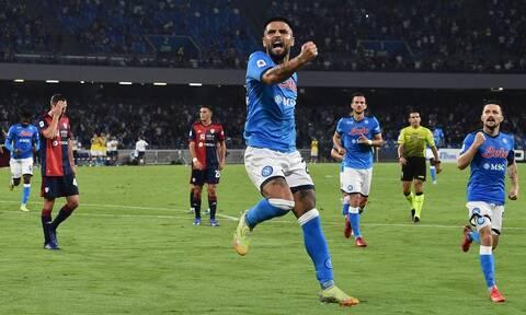 Τσίτα τα… γκάζια η Νάπολι! – Όλα τα γκολ σε Premier League, Serie A, Bundesliga και LaLiga