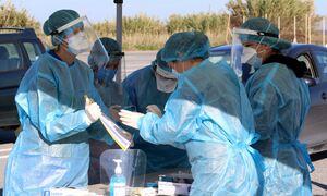 Κρούσματα σήμερα: Δείτε πόσες μολύνσεις εντοπίστηκαν στην περιοχή σας - «Ζόρια» ξανά στη Λάρισα