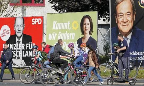 Εκλογές Γερμανία:  «Θρίλερ» δείχνει το πρώτο exit poll - Ποιος έχει το προβάδισμα