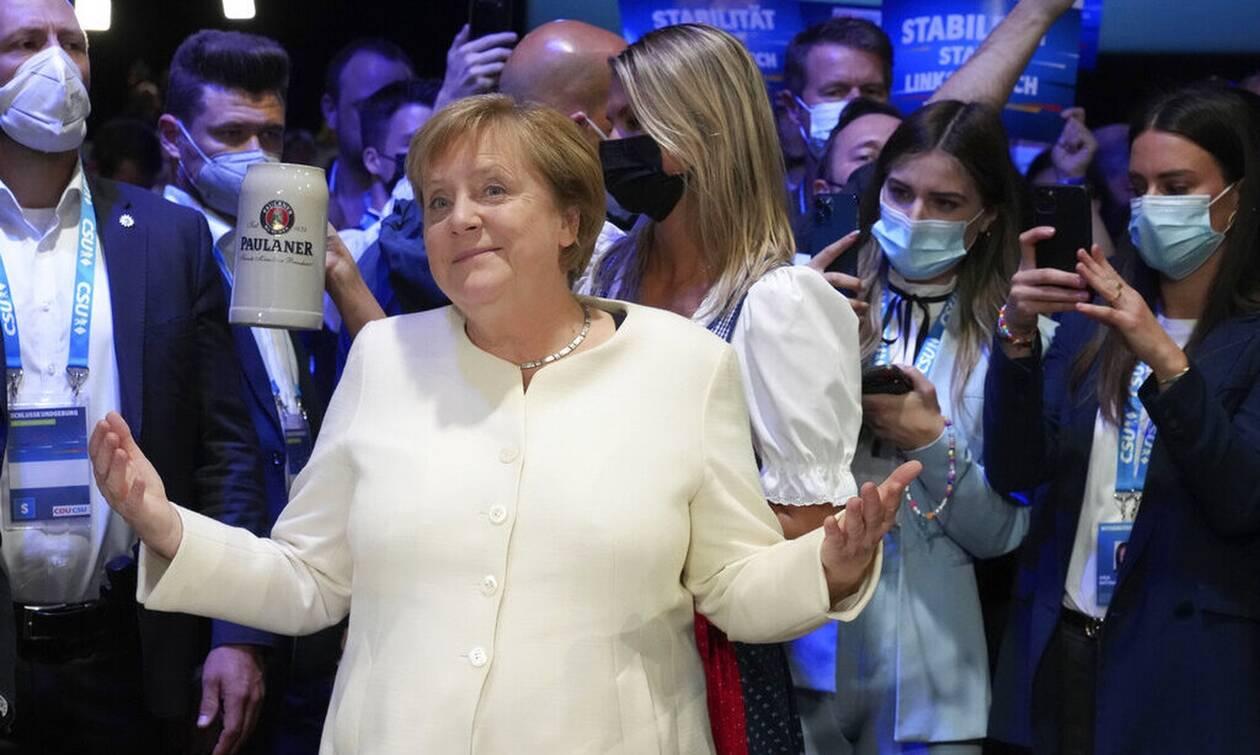 Εκλογές Γερμανία: Με επιστολική ψήφο ψήφισε η Άνγκελα Μέρκελ