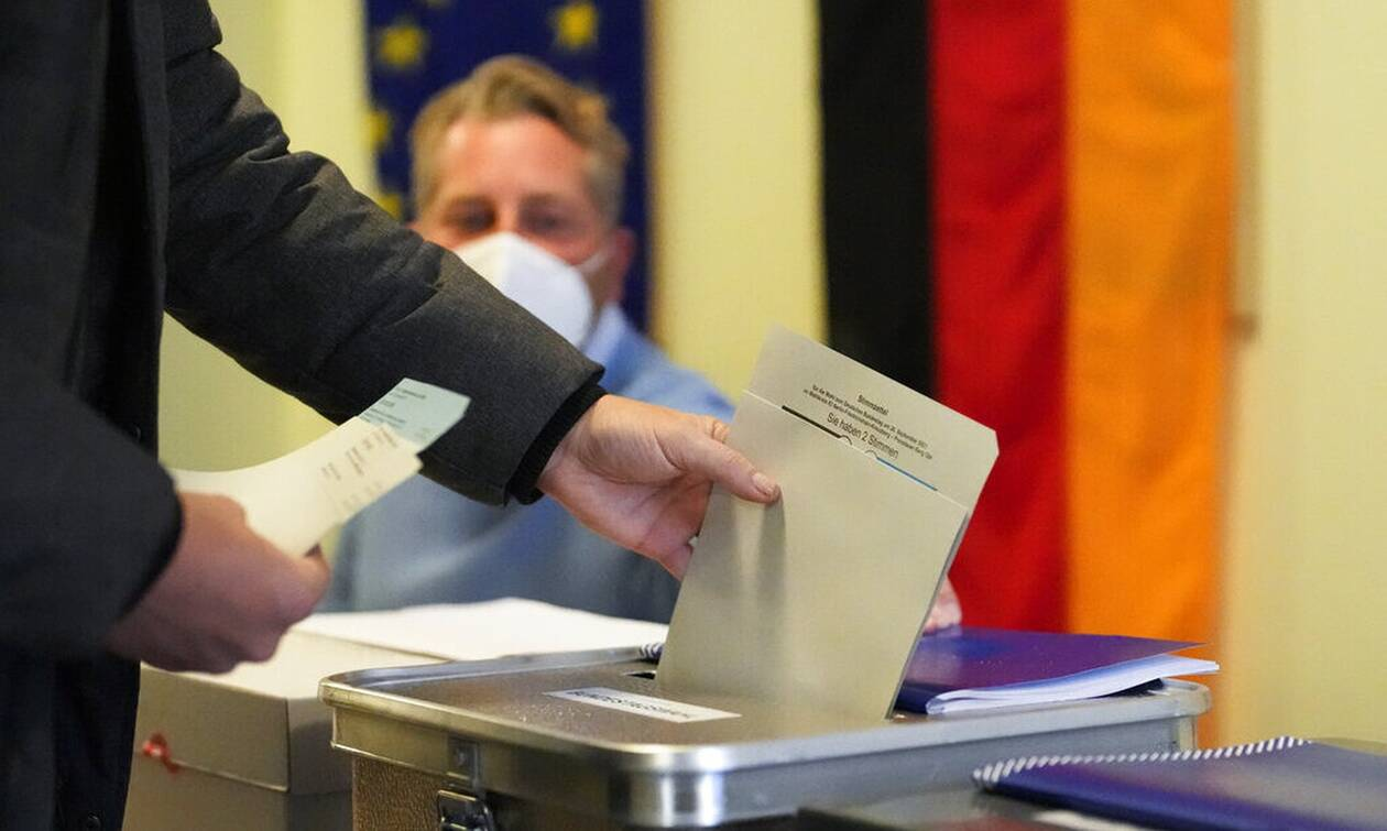 Εκλογές Γερμανία - Αποτελέσματα: Νίκες του SPD σε Βερολίνο και Μεκλεμβούργο-Πομερανία