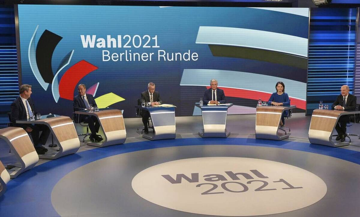 Εκλογές Γερμανία